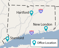 Our Connecticut, Massachusetts, and New York Service Area